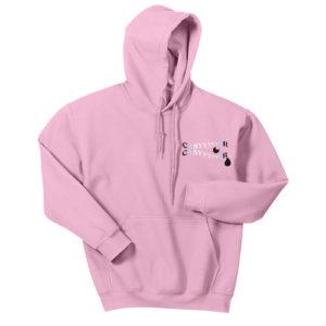 Bluza Hoodie Baby Pink