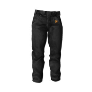 casYer - Ski Black Pants